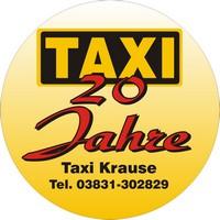 taxi stralsund jubileum