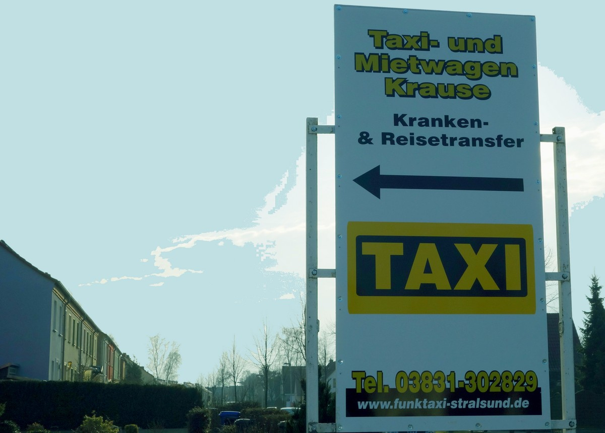 Taxi Krause Stralsund